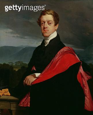 <b>Title</b> : Portrait of Nikolai Dmitrievich (1792-1849) Count Guriev, 1821 (oil on canvas)<br><b>Medium</b> : oil on canvas<br><b>Location</b> : Hermitage, St. Petersburg, Russia<br> - gettyimageskorea