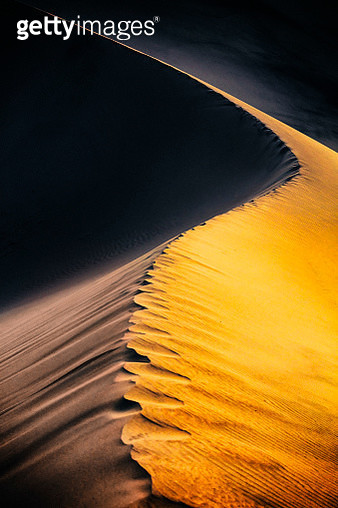 Mesquite Dunes Death Valley National Park - gettyimageskorea