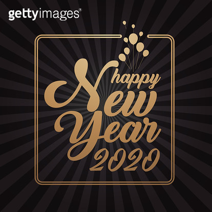 Happy New Year 2020 - gettyimageskorea