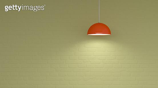 pendant light, retro styled design - gettyimageskorea