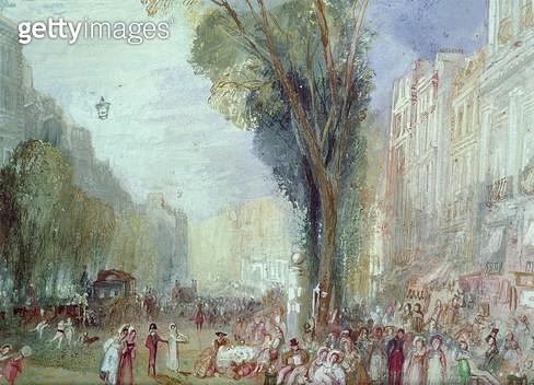 Boulevard des Italiens/ Paris - gettyimageskorea