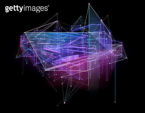 Architecture Lines - gettyimageskorea