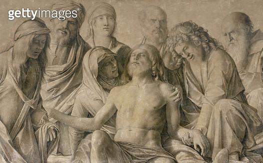 Pieta/ The Dead Christ - gettyimageskorea