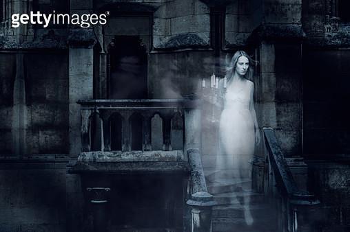 Ghost - gettyimageskorea