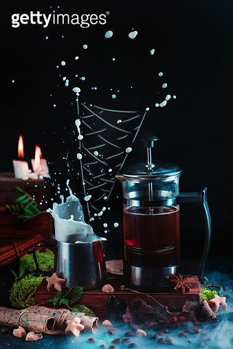 Ice cream constellation - gettyimageskorea