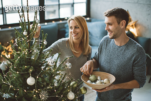 Geting ready for the Christmas - gettyimageskorea