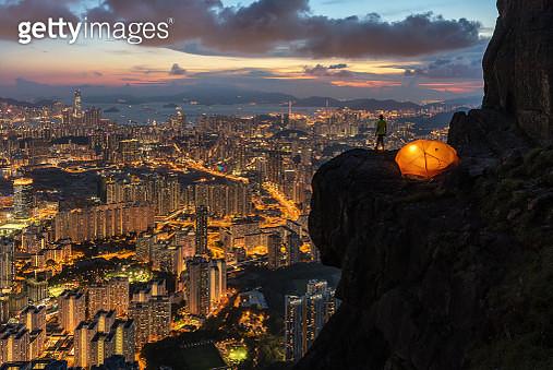 Explore Hong Kong - gettyimageskorea