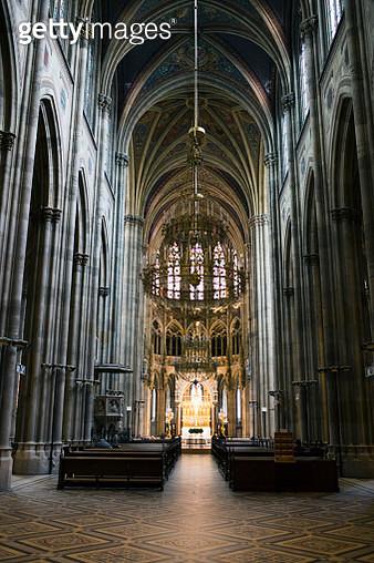 Votiv church, Vienna - gettyimageskorea