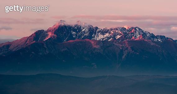 View From Przehyba Mountain - gettyimageskorea