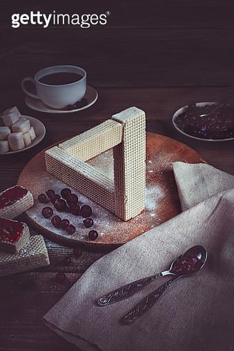 Penrose waffles (update) - gettyimageskorea
