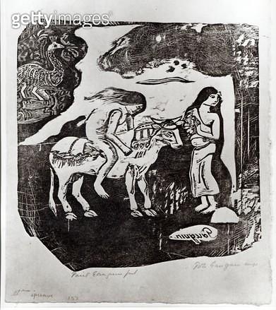 <b>Title</b> : The Rape of Europa, 1898-99 (woodcut & wood engraving)<br><b>Medium</b> : woodcut and wood engraving<br><b>Location</b> : The Israel Museum, Jerusalem, Israel<br> - gettyimageskorea