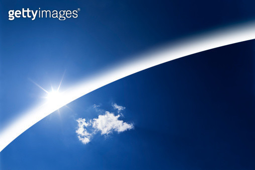sun & the horizon - gettyimageskorea