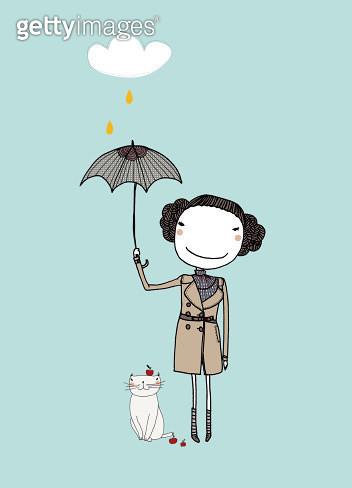 Rainy day - gettyimageskorea