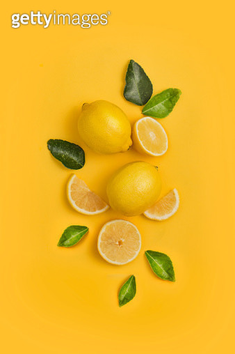 Lemon still life image. - gettyimageskorea