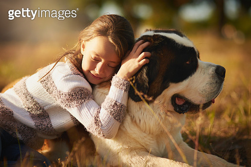Nothing but unconditional love - gettyimageskorea