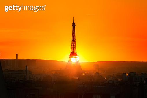 Tour Eiffel, Paris - gettyimageskorea
