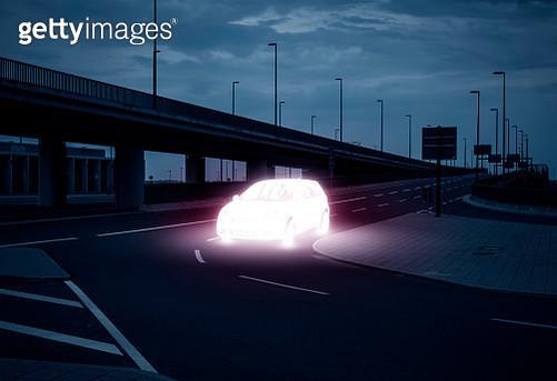 digital composite / computer generated car - gettyimageskorea