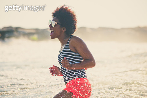 African American Woman. - gettyimageskorea