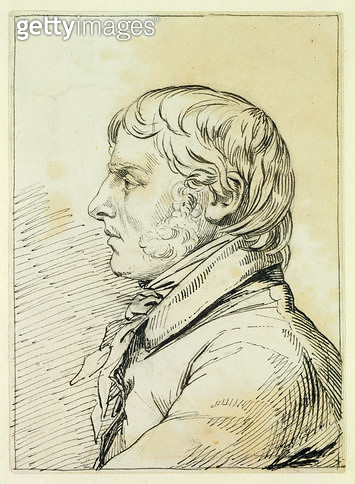<b>Title</b> : Self Portrait (pen and brown ink over traces of black chalk on paper)<br><b>Medium</b> : pen and brown ink over traces of black chalk on paper<br><b>Location</b> : Hamburger Kunsthalle, Hamburg, Germany<br> - gettyimageskorea