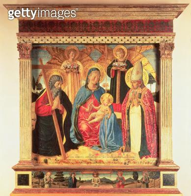 The Virgin and Child - gettyimageskorea