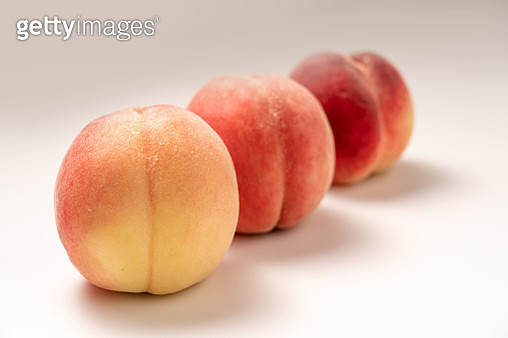 Close-Up Of Fruit Against White Background - gettyimageskorea