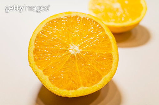 Cut orange - gettyimageskorea