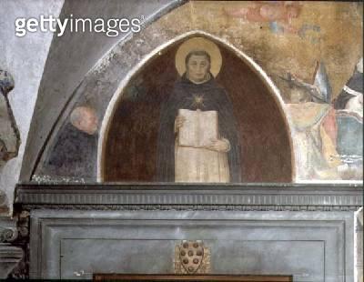 St. Thomas (fresco) - gettyimageskorea