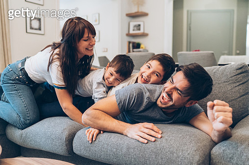 Family happiness - gettyimageskorea