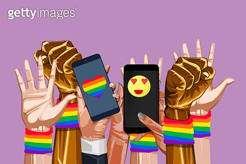 LGBTQIA Pride Month - gettyimageskorea