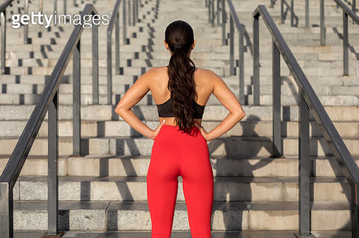 Preparing for workout - gettyimageskorea