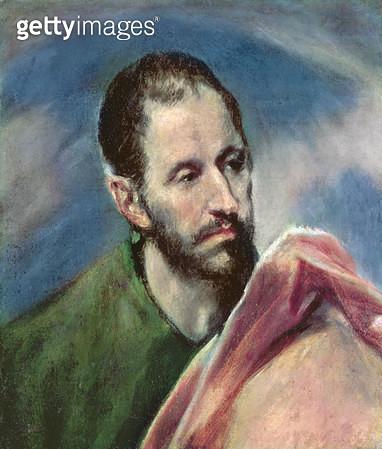 Saint James the Less/ c.1595-1600 (oil on canvas) - gettyimageskorea