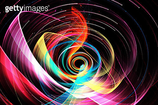 Digital art abstract composition suitable for background - gettyimageskorea