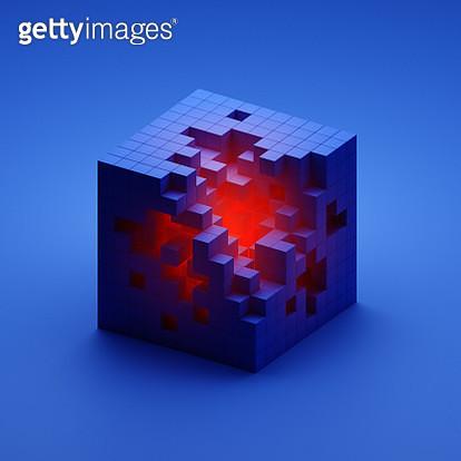 digitally generated image - gettyimageskorea