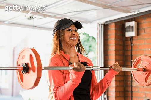 Weight Training Class - gettyimageskorea