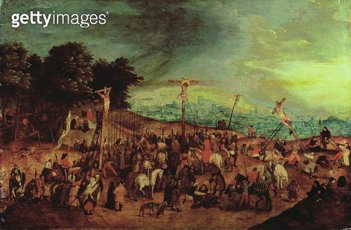 <b>Title</b> : The Crucifixion<br><b>Medium</b> : <br><b>Location</b> : Museum of Fine Arts, Budapest, Hungary<br> - gettyimageskorea