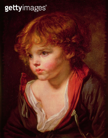 <b>Title</b> : A Blond Haired Boy with an Open Shirt<br><b>Medium</b> : <br><b>Location</b> : Louvre, Paris, France<br> - gettyimageskorea