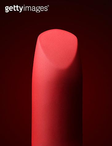Close shot of a matt lipstick - gettyimageskorea