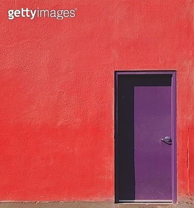 Purple Door - gettyimageskorea
