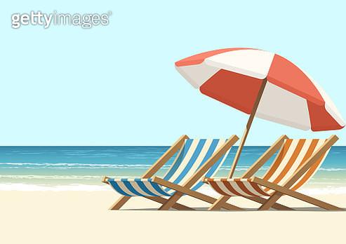 Beach - gettyimageskorea