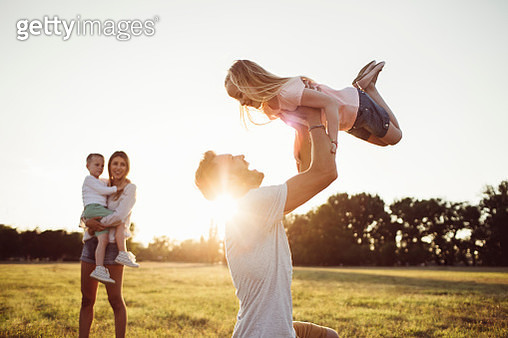 Family joy - gettyimageskorea