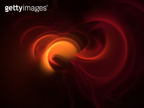 Abstract computer generated image - gettyimageskorea
