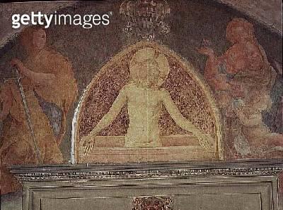 Pieta (fresco) - gettyimageskorea