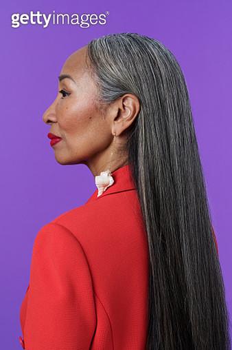 Portrait of Older Confident Woman - gettyimageskorea