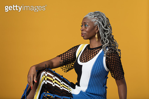Portait of Confident African American Woman - gettyimageskorea