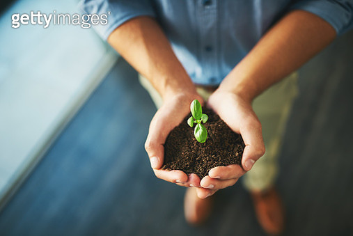 All dreams need to be nurtured first - gettyimageskorea
