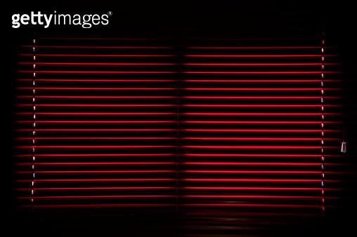 Blinded Spanish Shutter Design - gettyimageskorea