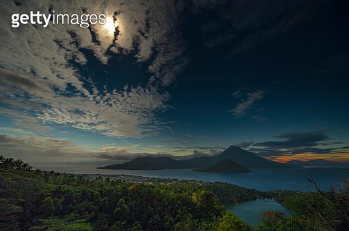 'Ternate, Maluku Islands, Indonesia.' - gettyimageskorea