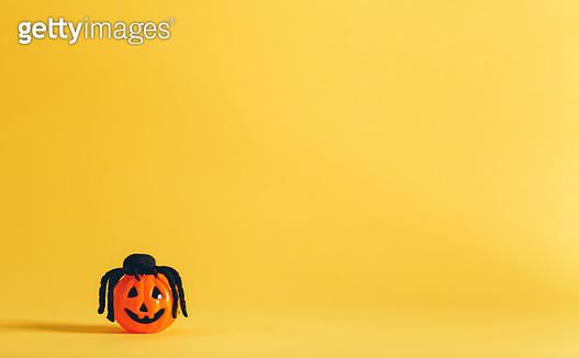 Halloween pumpkin decoration - gettyimageskorea