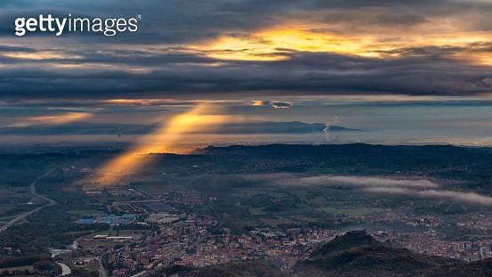 Wonderful Rays - gettyimageskorea