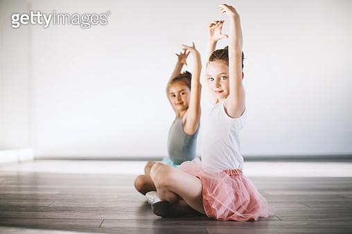 Ballet class. - gettyimageskorea